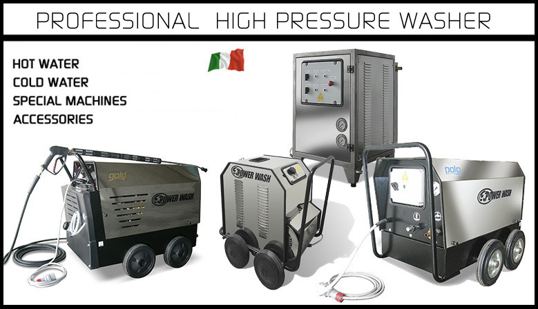Pressure washer Power Wash Italiana